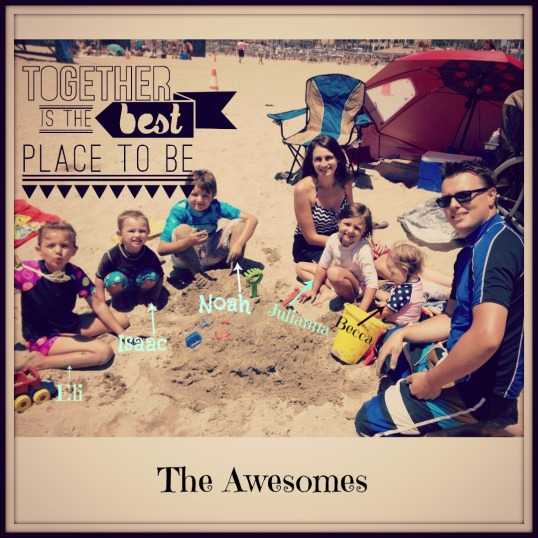 the awesomes 2013